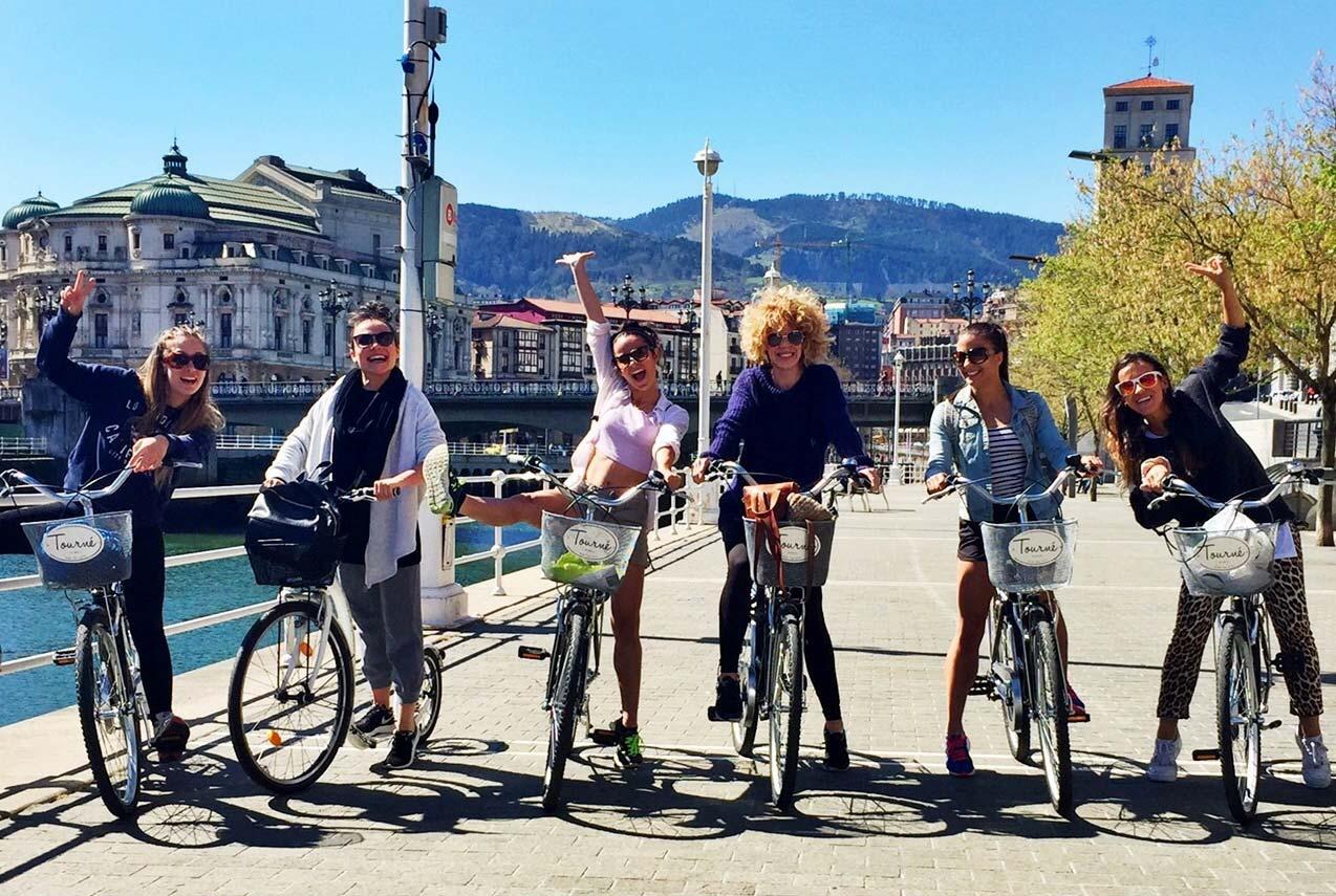 Viva Bilbao Bike tour