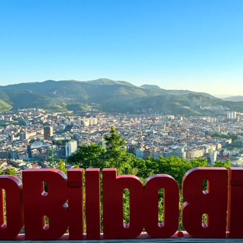 Private walking tour bilbao