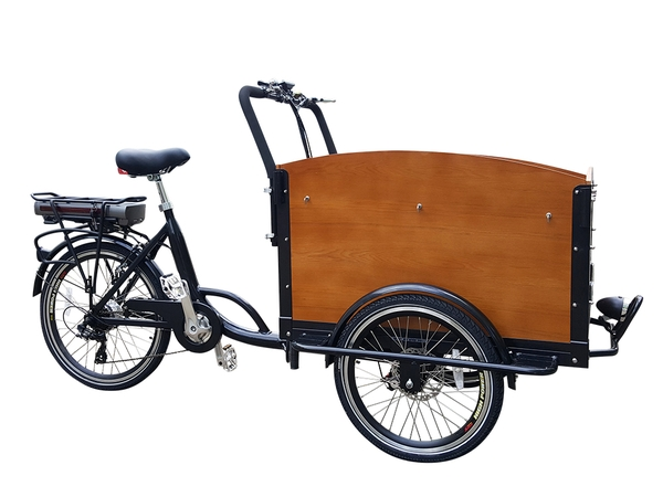 cargo bike rental bilbao